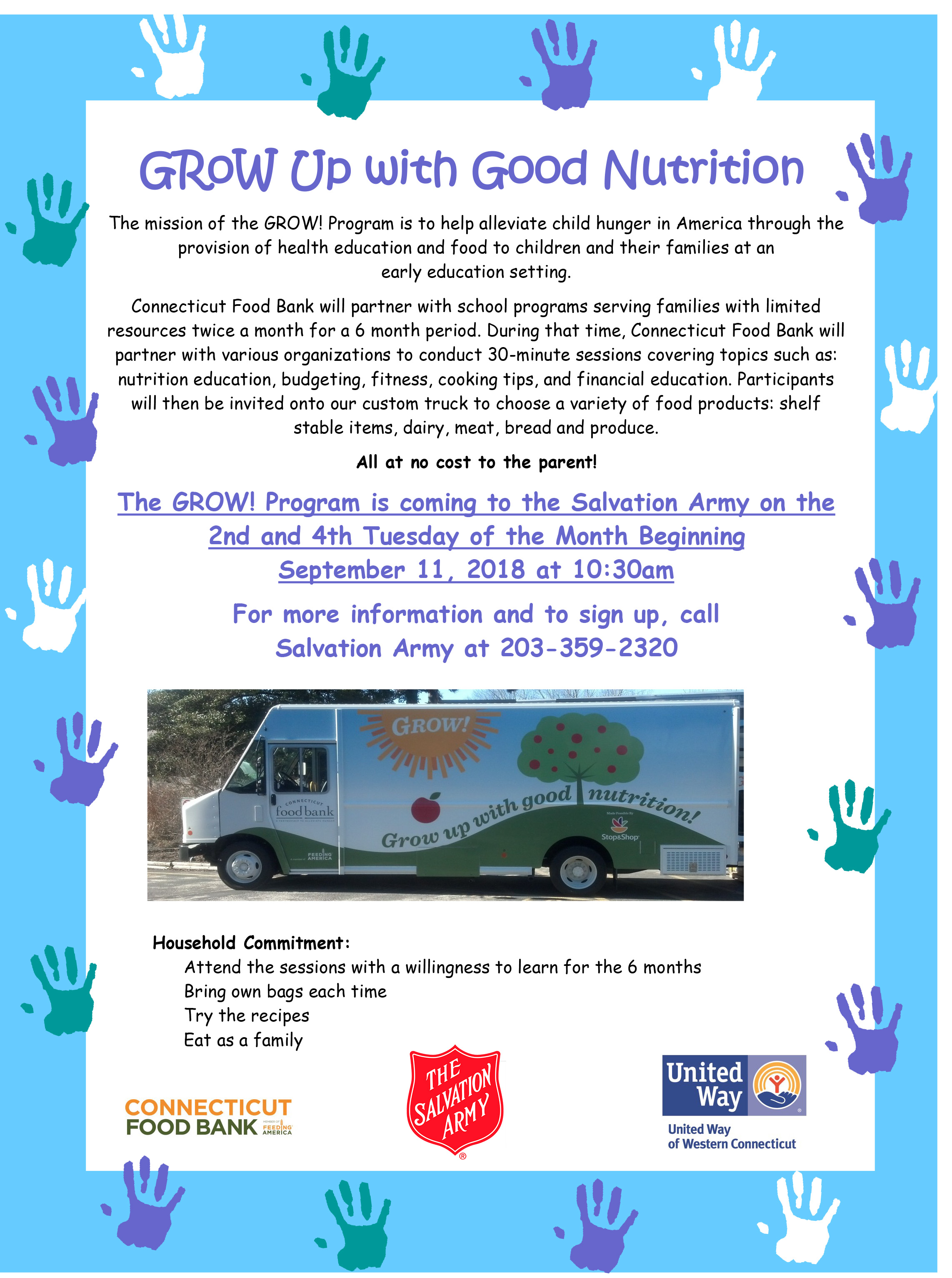 The salvation army helps in connecticut and rhode island the grow truck forumfinder Choice Image