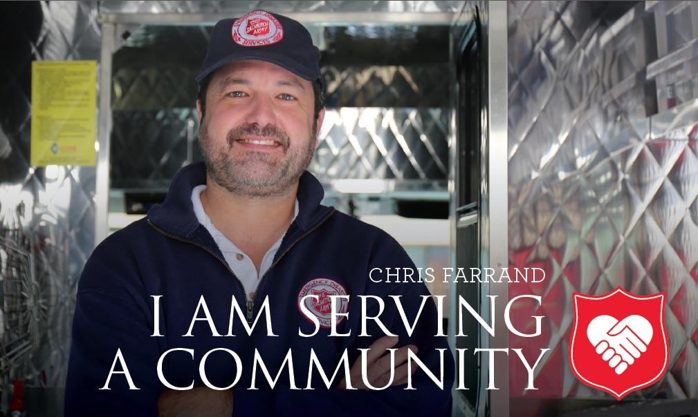 I am Serving a Community