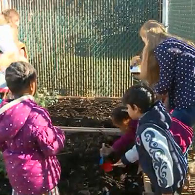 The Salvation Army's The Right Place Partners with Little City Sprouts