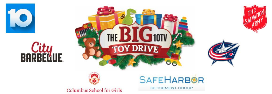 Big 10TV Toy Drive