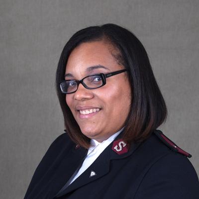 Lieutenant L. LeNissa Rivera