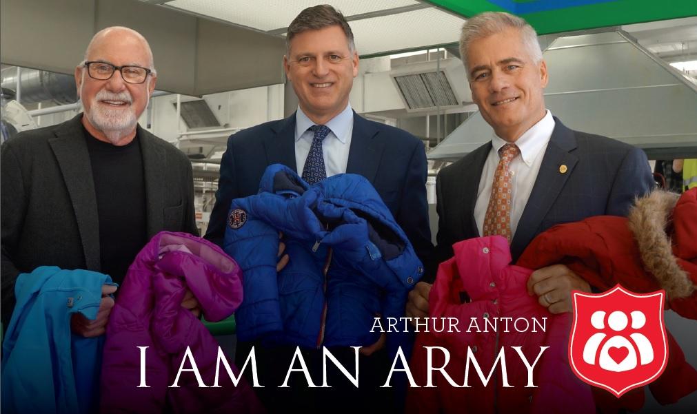 I am an Army