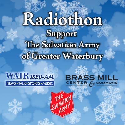The Waterbury Salvation Army Radiothon