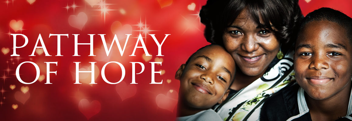 The Salvation Army Pathway of Hope