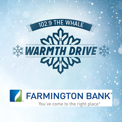 The Whale Warmth Drive for The Salvation Army