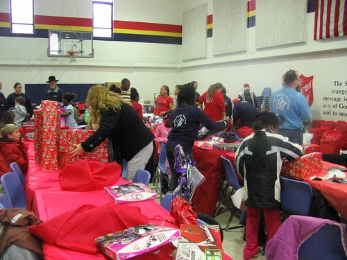 Salvation Army Of Summit County Ohio Christmas Assistance