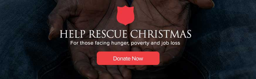Help The Salvation Army Rescue Christmas in Cortland, NY