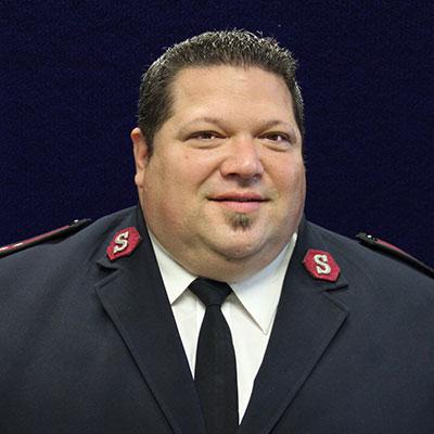 Major JR Fritsch