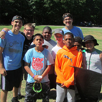 An Easter Story Changes a Camper's Life