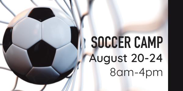 Soccer Camp - Salvation Army Kroc Center, Ashland, Ohio