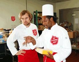Chef Timothy Tucker