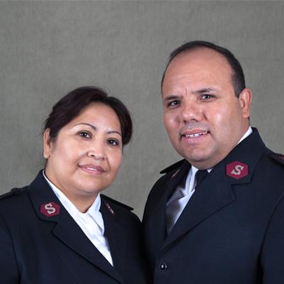 Lieutenants Hernandez