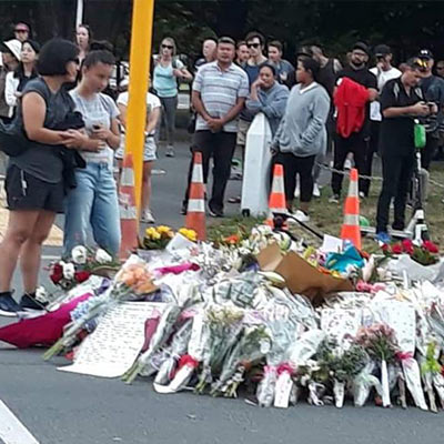 Salvation Army responds to Christchurch mosque attacks in New Zealand