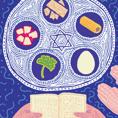 Seder Meal Celebration - Thursday, April 18