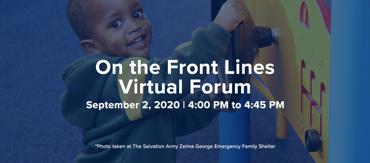On the Front Lines Virtual Forum Image
