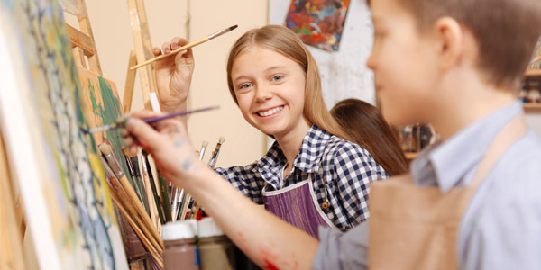 Art Classes - Salvation Army Kroc Center, Ashland, Ohio
