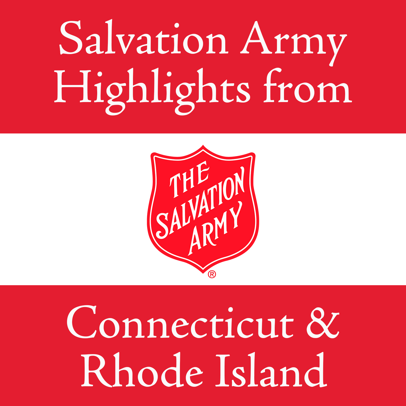 The Salvation Army mobilizes in communities across Connecticut and Rhode Island to combat COVID-19 Crisis