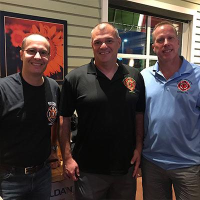 Tip a Firefighter a Roaring Success!