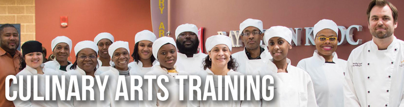 kroc corps community center|boston - culinary arts training