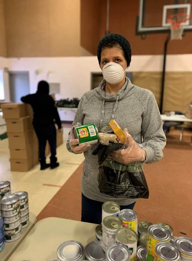 Rhode Island Volunteer gives back to community