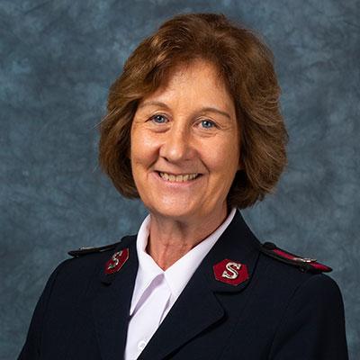 Major Joyce Hartshorn