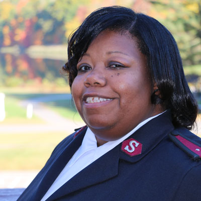 Lieutenant Cheryl R. McCollum