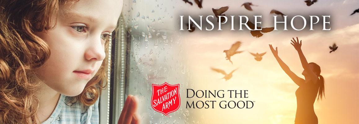 Donate to The Salvation Army in Connecticut and Rhode Island