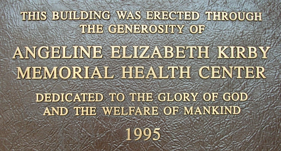 The Dedication 