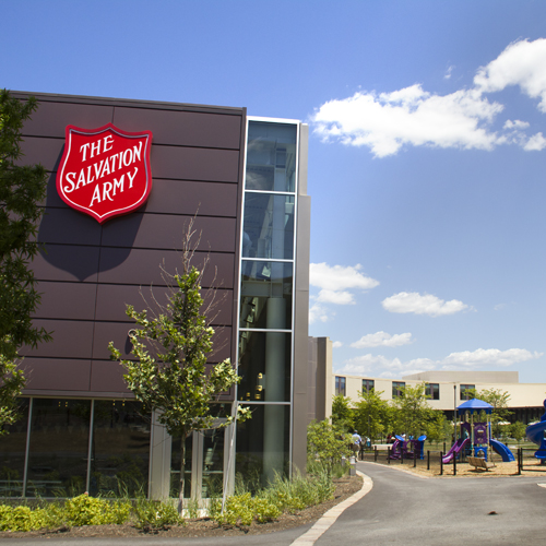 Kroc Center of Philadelphia - The Salvation Army Ray and
