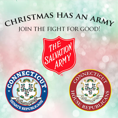 Republicans Ring Bells for Salvation Army