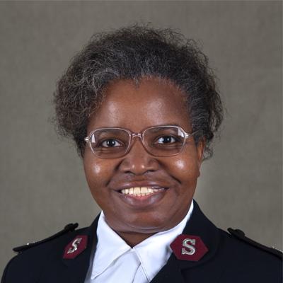 Major Lydia L. Pearson