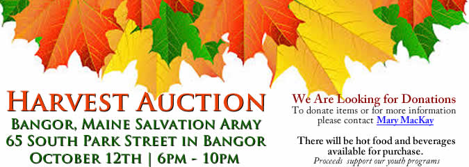 Harvest Auction