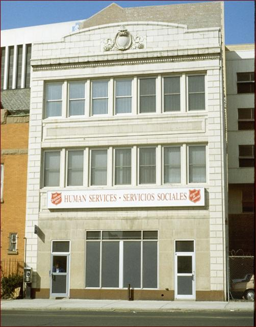 The Salvation Army New Jersey Division - Newark