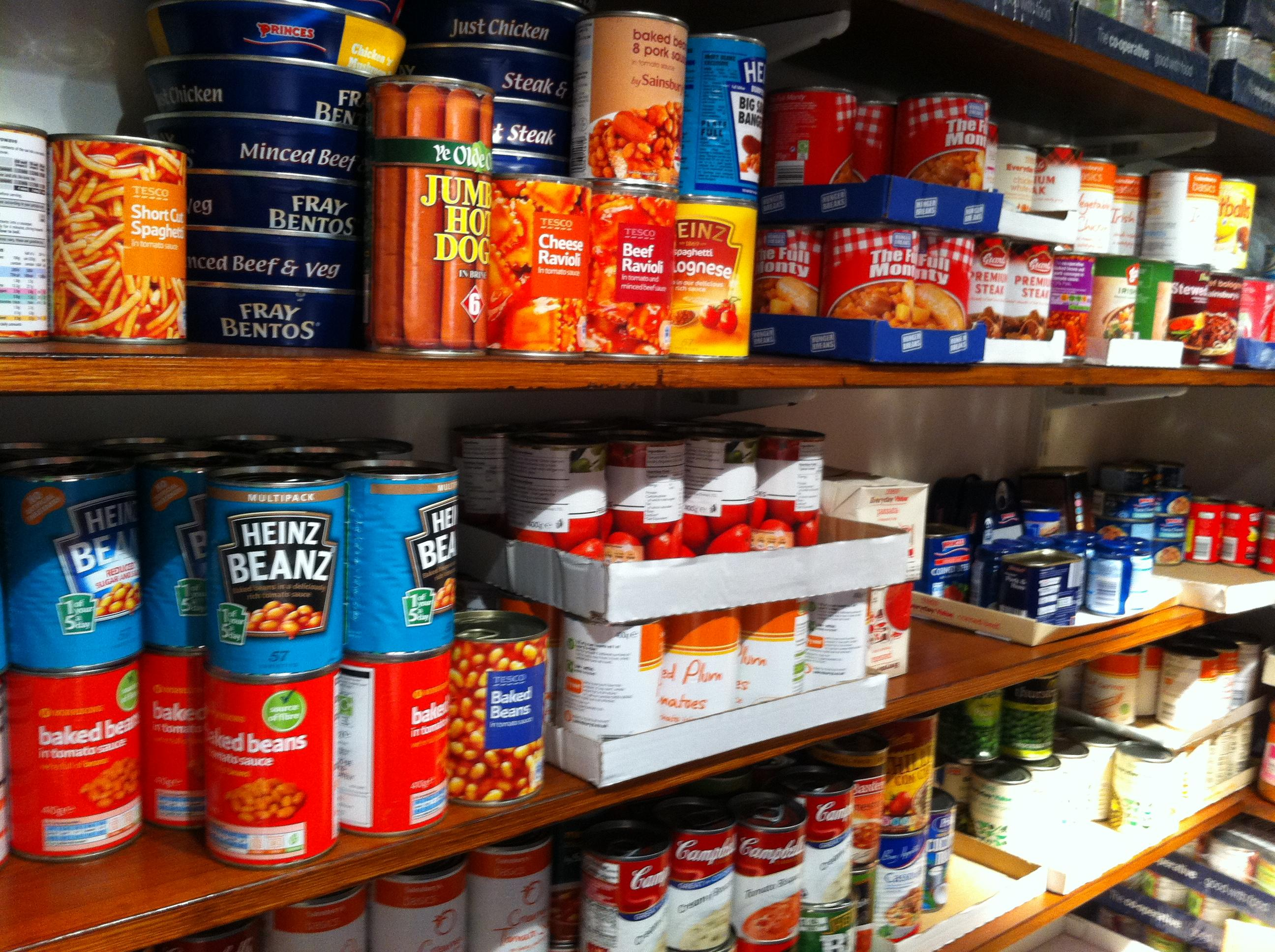 Food Bank Frequently Asked Questions