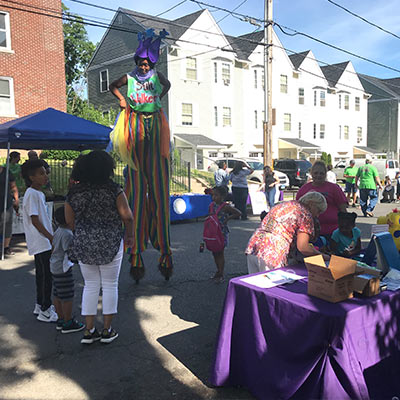 Salvation Army celebrates 15th Annual South Marshall Street Block Party in Hartford, CT