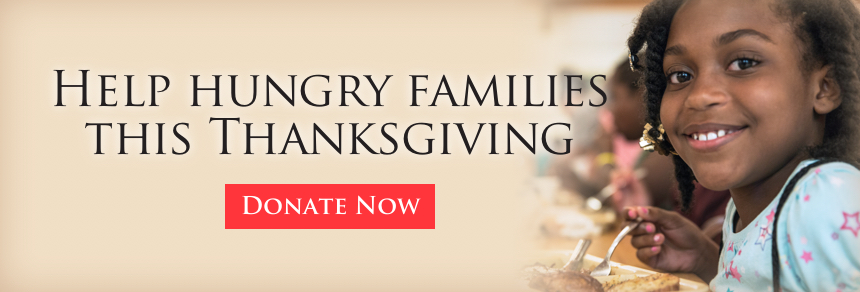 Give Thanksgiving Meals