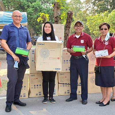 SALVATION ARMY COVID-19 RESPONSES LARGE AND SMALL CONTINUE THANKS TO STRATEGIC PARTNERSHIPS