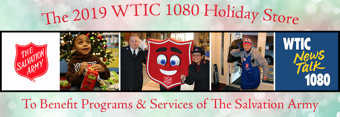 WTIC Holiday Store 2019