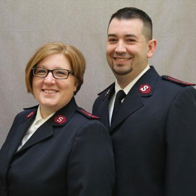 Lieutenants Applins