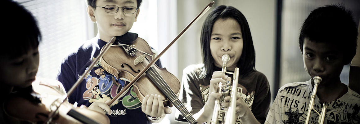The Salvation Army is stepping in and providing the music and arts programs