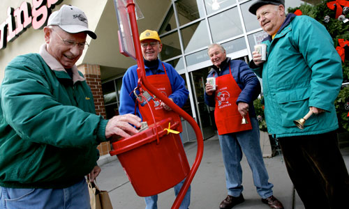 2014 Red Kettle Campaign