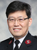 Major Jongwoo Kim