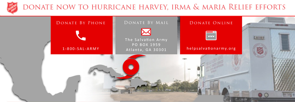 Spiritual Care to Survivors and Relief Workers of Hurricane Harvey & Irma