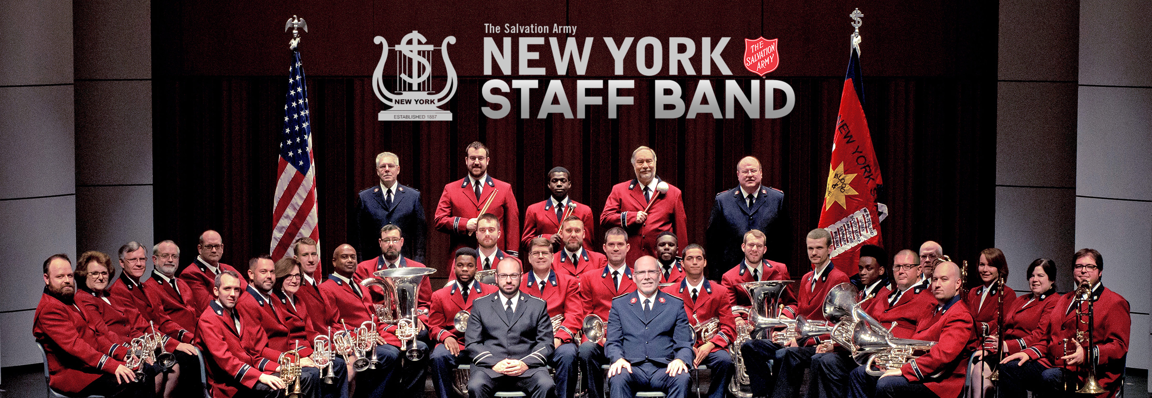Salvation Army New York Staff Band
