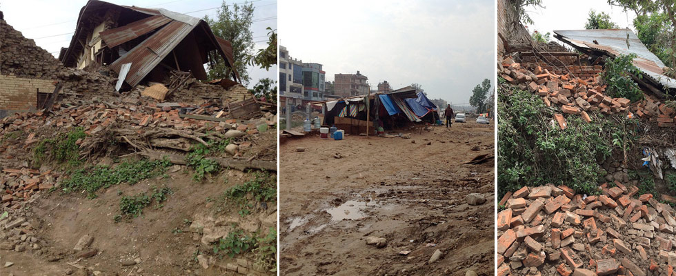 Nepal Devastation