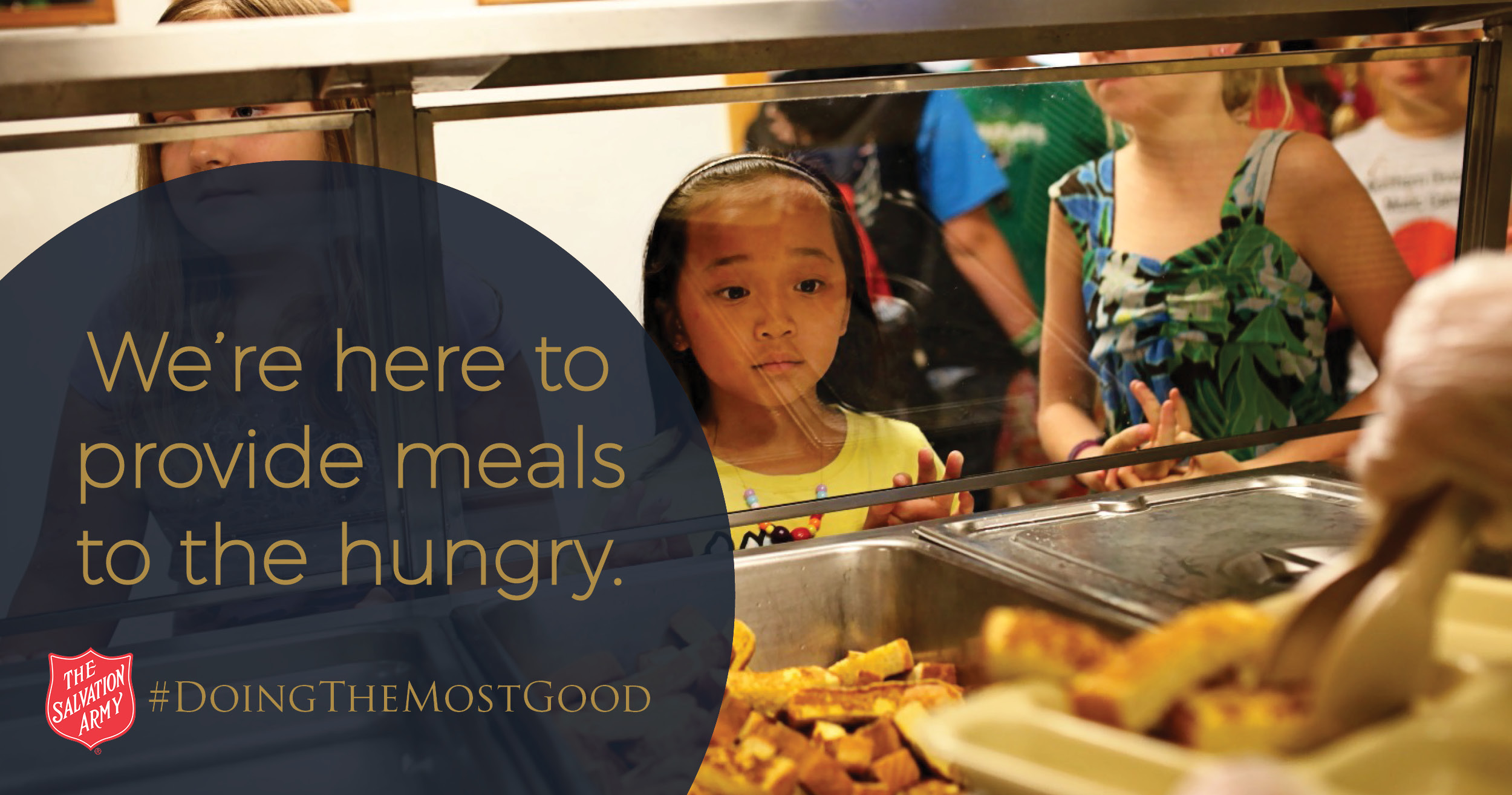 The Salvation Army Feeding Program