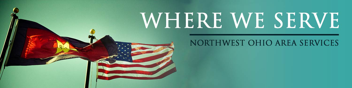 Where We Serve Banner