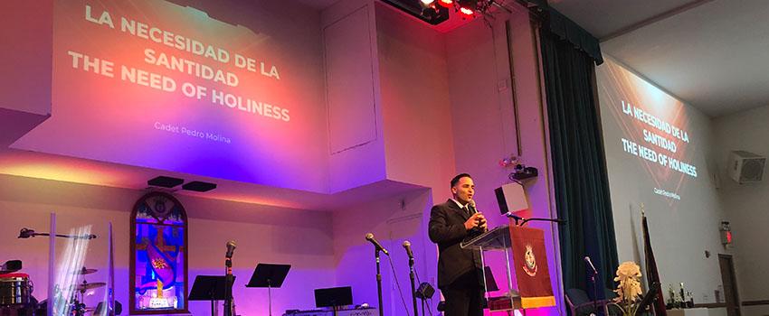 Pedro Molina Preaching Main Page