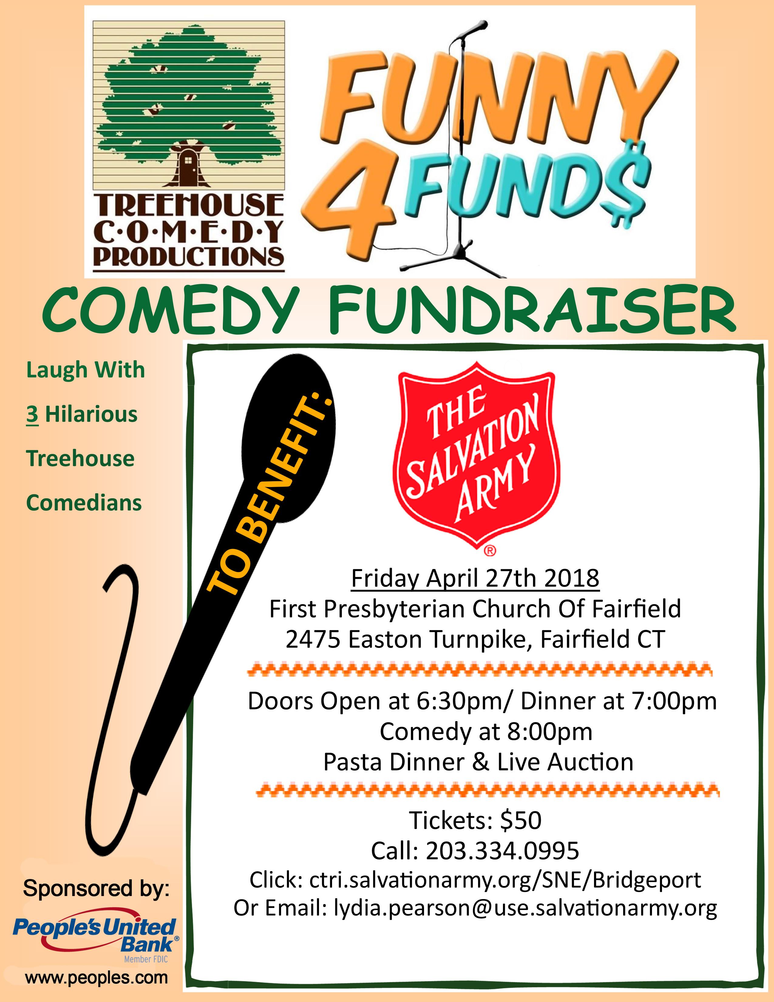 Comedy night in Bridgeport