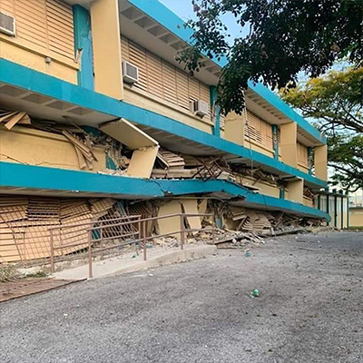 Salvation Army Relief Efforts Underway in Response to Deadly Puerto Rico Earthquakes